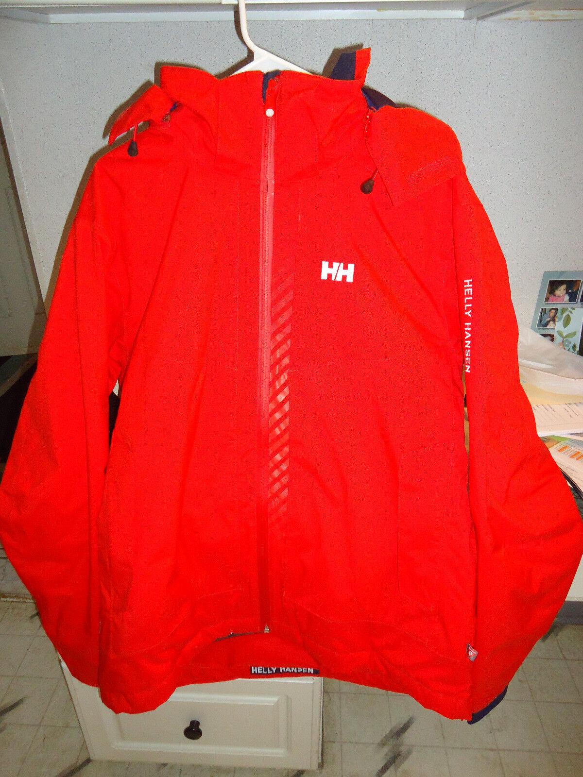 Helly Hansen Swift  2 aislado chaqueta con Recco para hombre grandes alerta rojo SRP  325  comprar marca