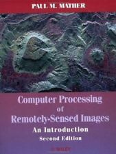 Computer Processing of Remotely-Sensed Images: An Introduction, 2nd Ed-ExLibrary