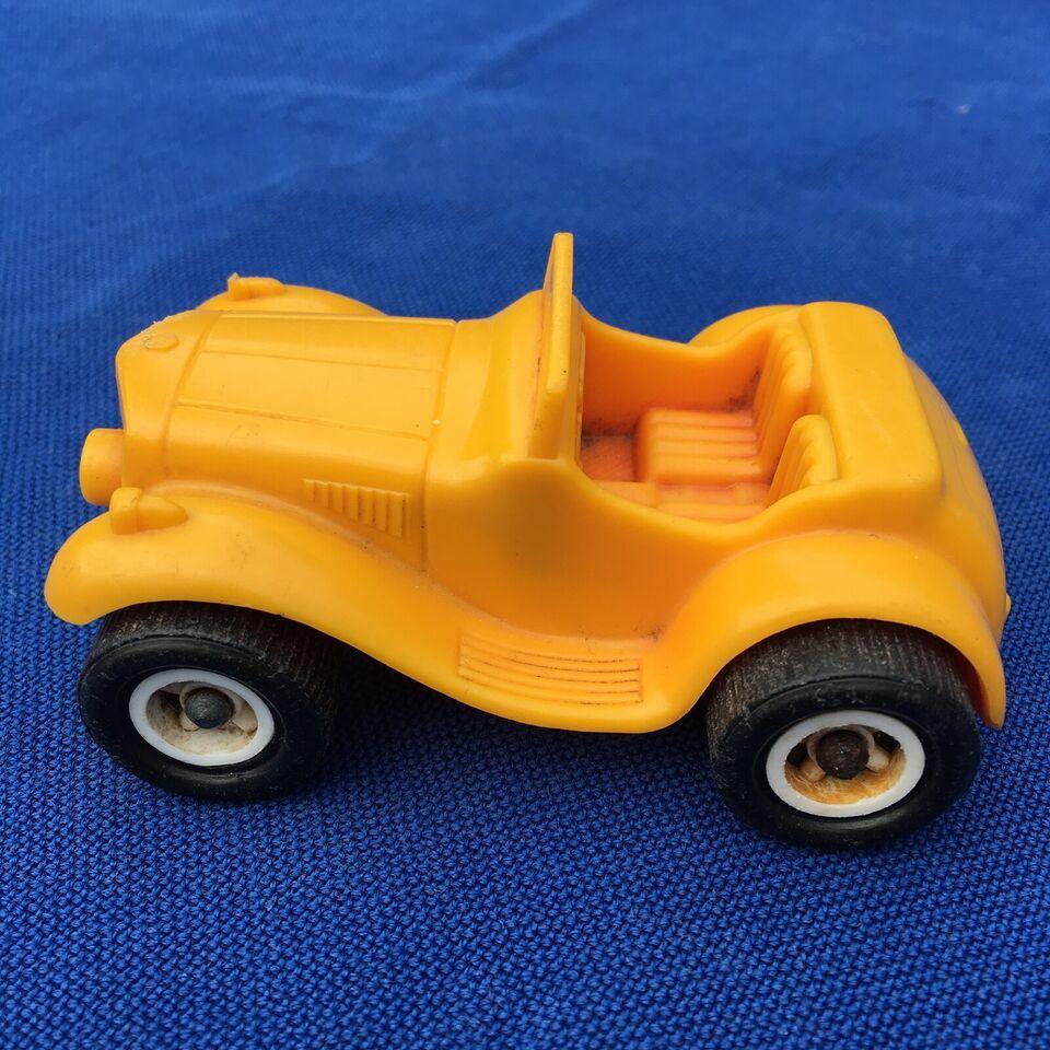 Vintage Legetøjsbiler , Galanite, Plastmo