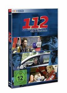 Serie-de-TV-112-Sie-Salvar-Dein-Leben-Vol-4-Capitulos-49-64-DVD-Limited-Neu