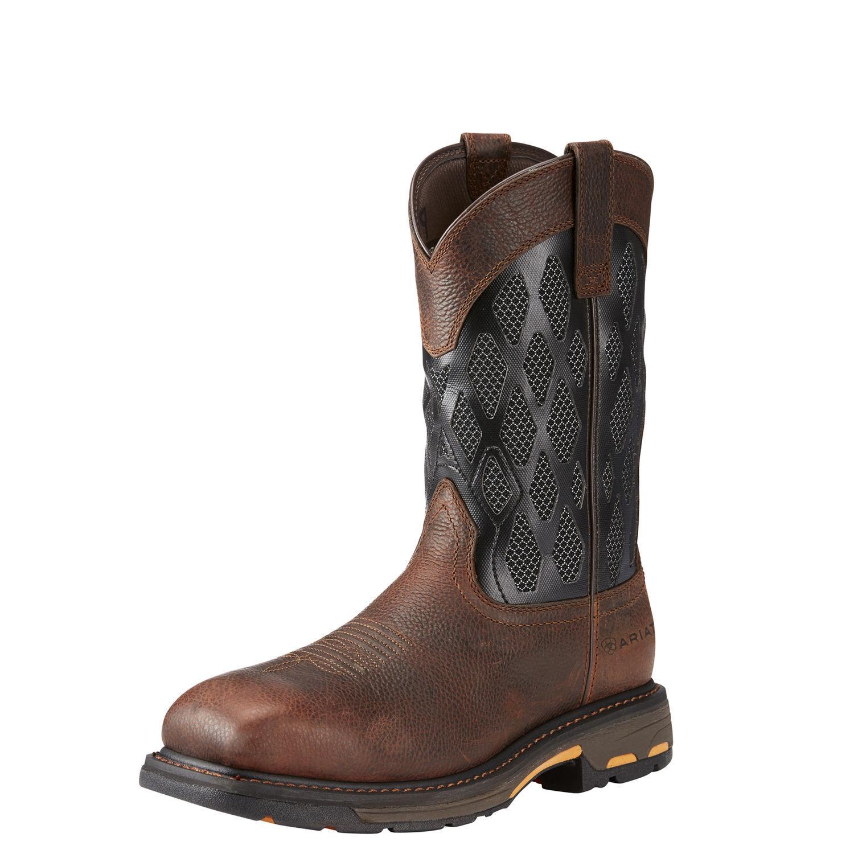 BRAND NEW IN BOX Ariat Men's Workhog VentTEK Matrix Boot - Comp Toe - 10023061