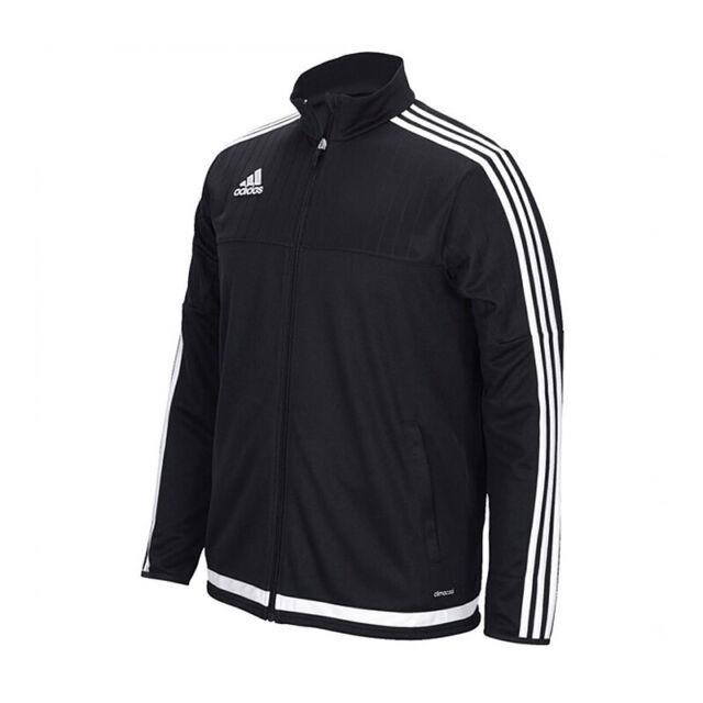 Schwarz Adidas Performance Tiro 15 Trainingsanzug Fußball