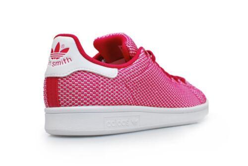 Stan W Adidas B23487 Baskets Rose Blanc Smith Femmes gnv578qwxF