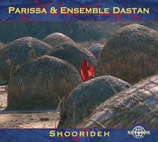 Parissa & Ensemble Dastan - Enchanting Voice of Iran - CD