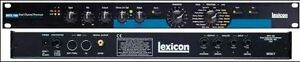 Lexicon-MPX100-Digital-Reverb-Effects-with-warranty