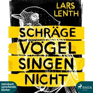SCHRAGE-VOGEL-SINGEN-NICHT-STIEREN-FRANK-MP3-CD-NEW-LENTH-LARS