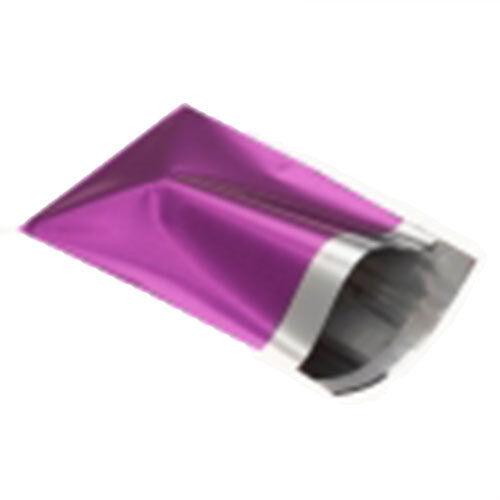 "25 Metallic Purple 9/""x12/"" Mailing Postage Postal Bags"