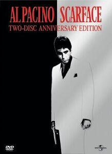 Al-Pacino-Scarface-2-Disc-Anniversary-Edition-New-DVD-w-Slipcover-Fullscree