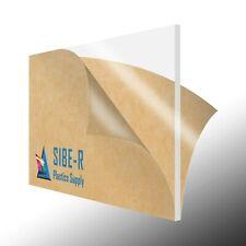 Acrylic Plexiglass Sheet Clear Replacement Glass 18 X 12 X 24