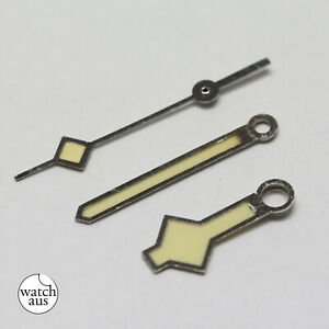 TUDOR-Genuine-Vintage-039-Snowflake-039-9411-Submariner-Hands-Set-Tritium-Rare