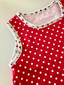 Tupfen Hoher Standard In QualitäT Und Hygiene Gr Tunika Kleidchen Polka Dots Kleid Baby Hängerchen 68/74