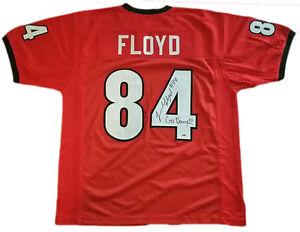 Nike authentic jerseys - Leonard Floyd Autographed Signed Georgia Bulldogs Custom Jersey ...