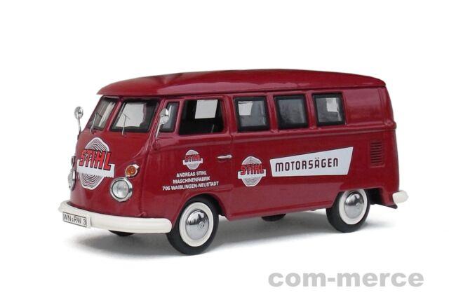 Stihl VW T1 von 1955 Firmenauto, Lieferwagen, Vw Bus, Bulli, Bully %%%
