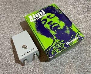 Dunlop JH-OC1 Octavio Jimi Hendrix Signature guitar pedal - Octave Fuzz