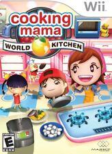 Cooking Mama: World Kitchen (Nintendo Wii, 2008)