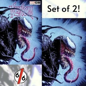 VENOM-28-VALERIO-GIANGIORDANO-SET-OF-2-Exclusive-Variant-Ltd-1000-NM