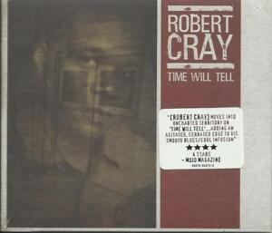ROBERT-CRAY-Time-will-tell-2003-CD-digipack