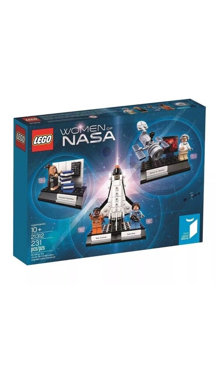Brand New New New LEGO Women of NASA   Sold out everywhere   Free shipping. 2be6d0