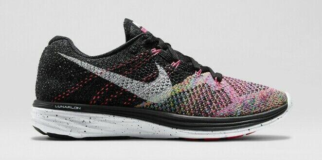 WMNS Nike Flyknit Lunar3 - 698182 003