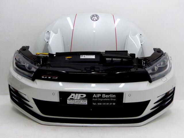 VW Scirocco GTS Facelift Sport Front Frontpaket Stoßstange Kotflügel 43km !