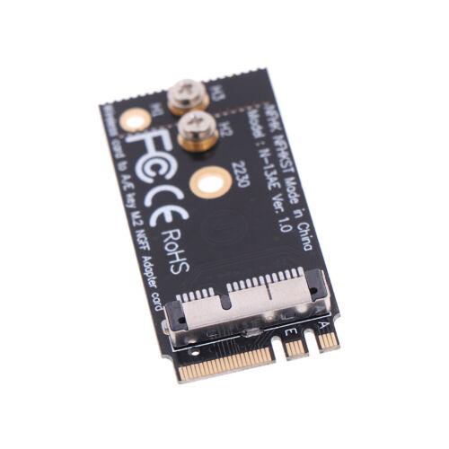 BCM94360CS2 BCM943224PCIEBT2 12+6 Pin WIFI wireless card module to NGFF M.2  WD