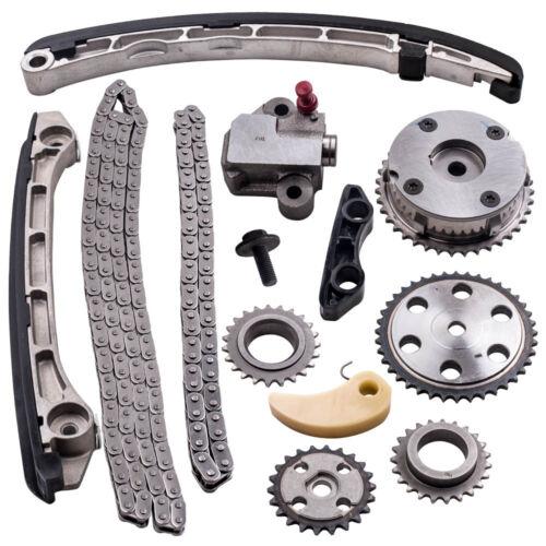 New Timing Chain Kit Crank Gear For MAZDA 3 6 CX-7 2.3L Turbo 06-13 L3K9-12-4X0C