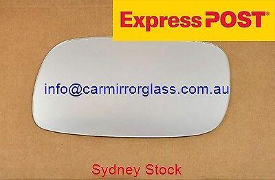 LEFT PASSENGER SIDE MIRROR GLASS FOR HOLDEN ASTRA 1995–1998