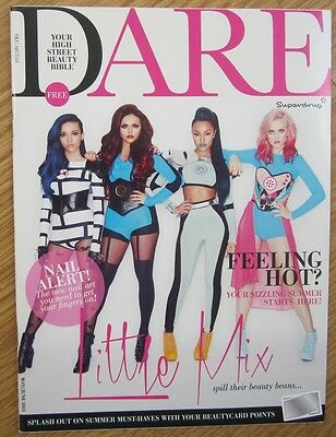 Little Mix – Dare Magazine – May/June 2013