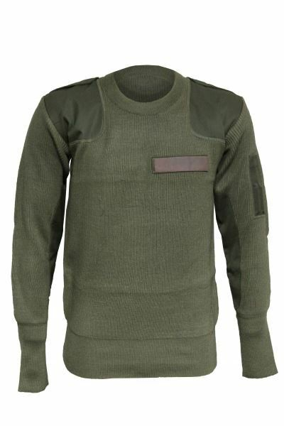 New Italian Army Commando Sweater - Medium ( )