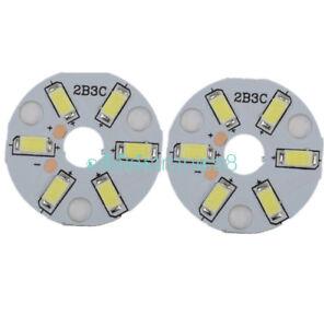 5PCS White LED 3W 5730 Emitting Diode SMD Highlight Lamp Panel LED Board