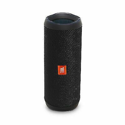 Jbl Flip 4 Portable Bluetooth Speaker Black For Sale Online Ebay
