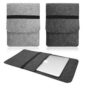 "Smart laptop Felt Sleeve Case Cover Bag for Apple MacBook 13"", 15-inch Pro & Air"