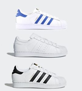 Details about adidas Superstar Juniors Boys Girls Womens Trainer Shoe 3 5.5 BNIB