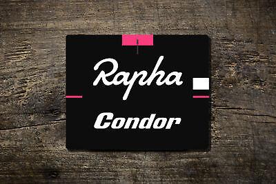 Rapha Condor Race Team-tappetino Mouse-bike Ninja Ciclismo Tour Series Road Jersey- Eccellente Nell'Effetto Cuscino