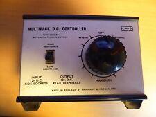 Multipack 12V DC Controller Slave Control Unit H&M Hammant & Morgan Model Trains
