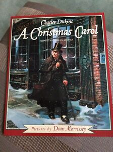 The Christmas Carol Book.Details About Christmas Book A Christmas Carol By Charles Dickens