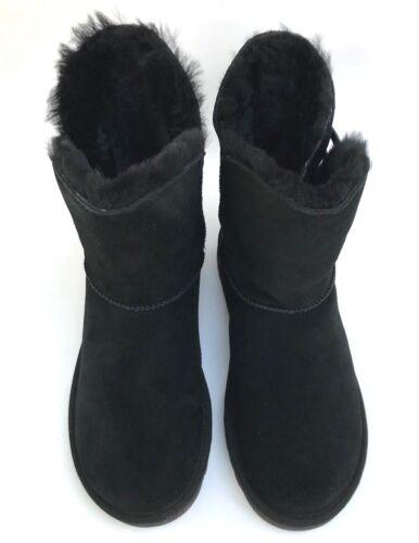 6 Constantine Laçage Classic Noir pour Silhouette Ugg Leather taille Bottes femmes nkwX8OPN0