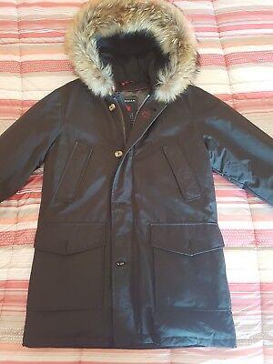 cheap for discount 99c58 1b31c CANADIAN Classic Mod. Cordura black Giubbotto uomo invernale parka giacca |  eBay
