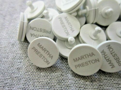 Snappy Tags personalised no sew name tags Pack of 50