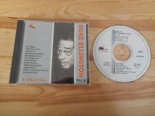 CD Jazz Duke Ellington - Tribute To Duke Ellington Vol.2 (12 Song) JAZZ COLOURS