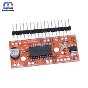 Details about V44 A3967 Easy Driver Shield stepping Stepper Motor Driver  For Arduino