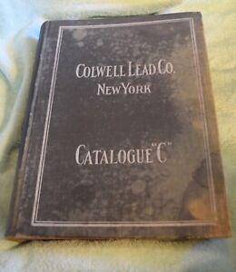ME-143-Colwell-Lead-Co-1920-039-s-Bathroom-Plumbing-Fixture-Accessory-Catalog-Huge