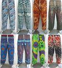 Harem Pants Trousers Mens Womens Baggy Aladdin Hippie Alibaba Gypsy Summer Genie