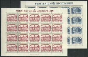 CEPT-1978-Mi-692-693-Kleinbogen-100-Postfrisch
