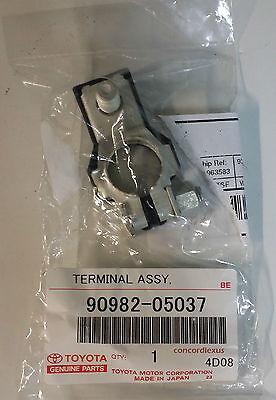 GENUINE LEXUS LS400 SC300 SC400 POSITIVE BATTERY TERMINAL 90982-05037