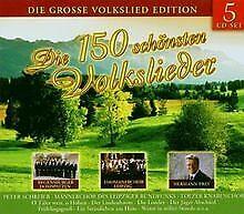 Die 150 Schönsten Volkslieder von Prey | CD | Zustand gut