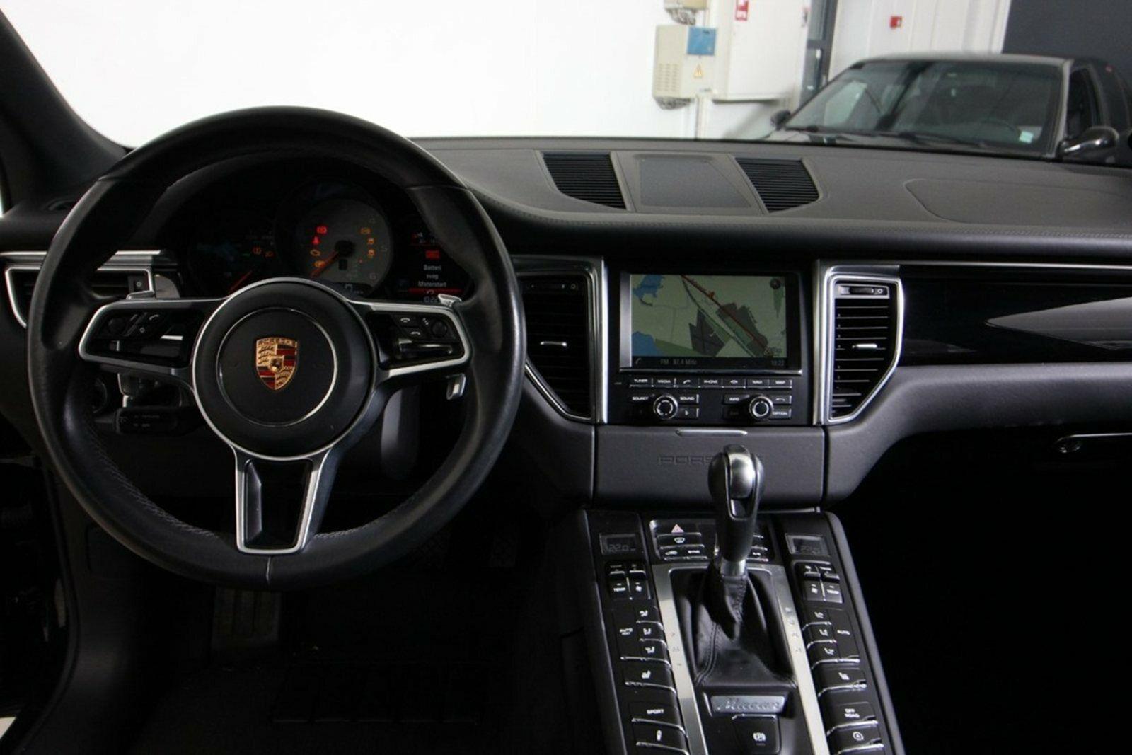 Porsche Macan S D PDK
