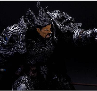 Wow Warcraft Series 2 Human Warrior Archilon Shadowheart Action Figure Comic Toy