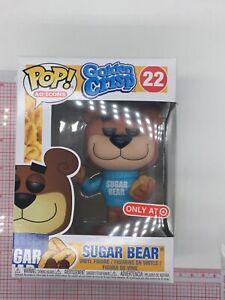 Funko Pop Sugar Bear #22 Target Exclusive Golden Crisp I04