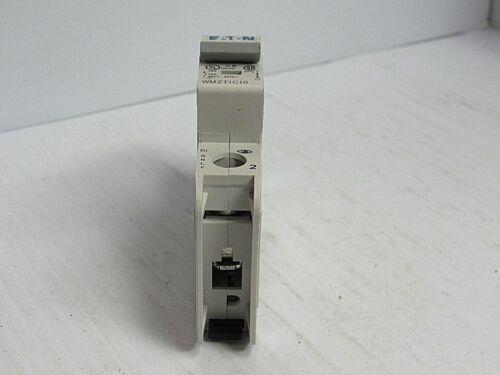 EATON CIRCUIT BREAKER WMZT1C10 1 POLE 1P 10 AMP A 10A 277V USED